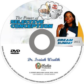 The Power of Selective Conception (Dream Sunday 2015)