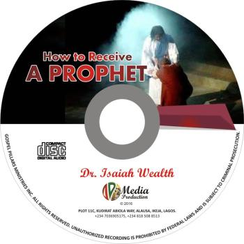 How To Receive A Prophet