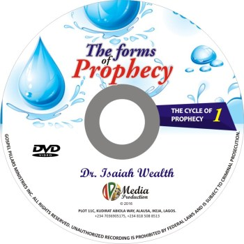 The Forms of Prophecy ( The Cycle of Prophecy 1)