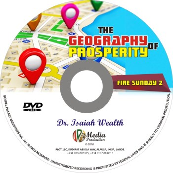 The Geography of Prosperity (Fire Sunday 2)