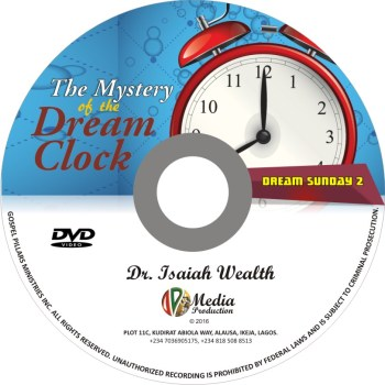 The Mystery of the Dream Clock (Dream Sunday 2)