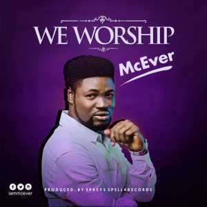 McEVer. We Worship