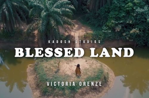 Victoria Orenze. Blessed Land