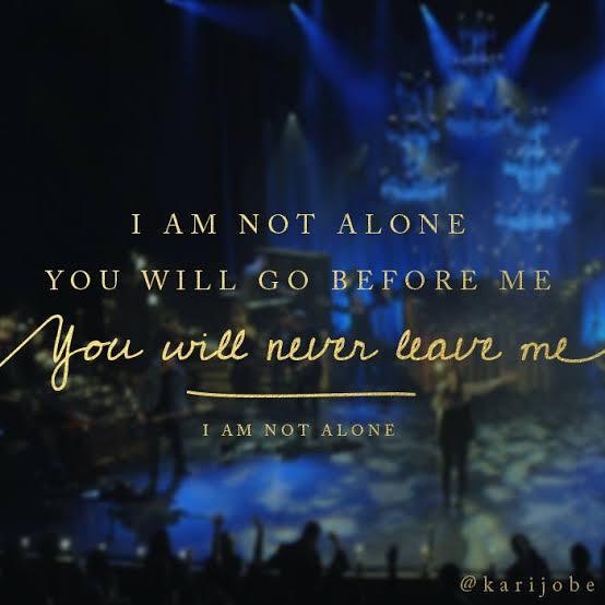 Download: I am not alone by Kari Jobe mp3 Audio | Gospel