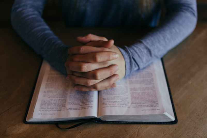 12 ways to pray for yourself everyday