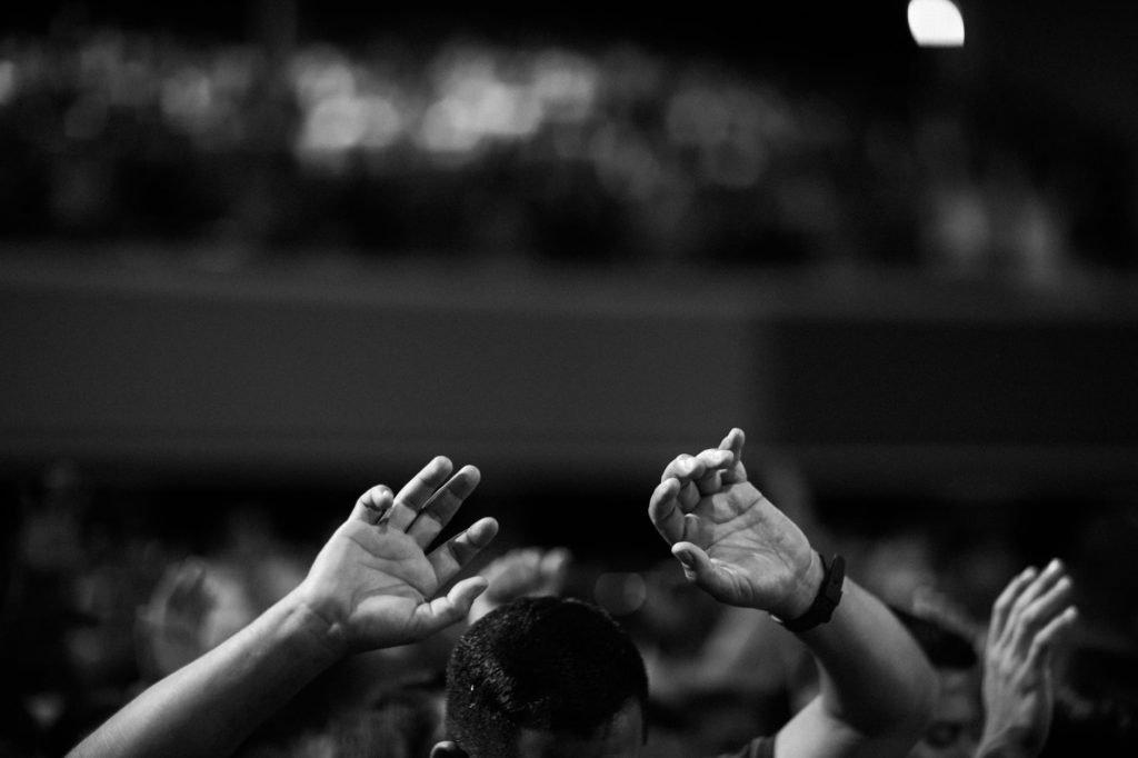 blessing of prayer
