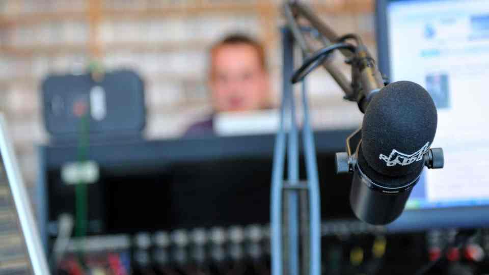 radio station with christian music