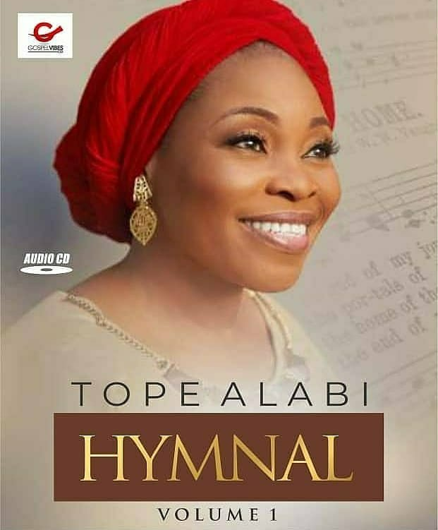 """Tope Alabi Releases New Song titled """"Tope Alabi Hymnal"""" Vol.1"""