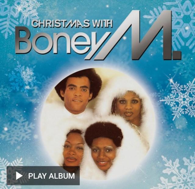 DOWNLOAD: Boney M – All Christmas (Audio, Mp3)