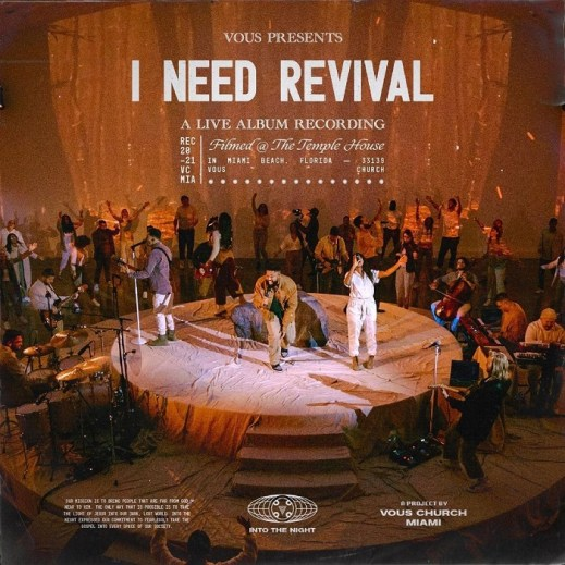 VOUS Worship - I Need Revival Album Songs Tracklists Download.