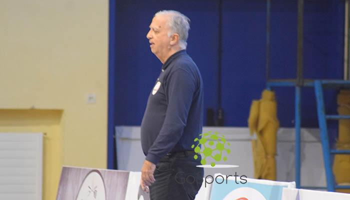 Κοντογιάννης(προπονητής Φαίακα): <<Δεν είχαμε την συγκέντρωση που έπρεπε- Έχουμε πρόβλημα με τον χρόνο. Κάναμε ένσταση.>>