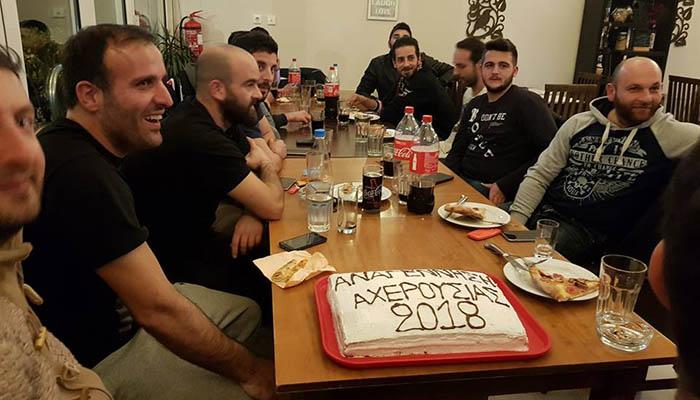 Την πρωτοχρονιάτικη πίτα της έκοψε η Αναγέννηση Αχερουσίας
