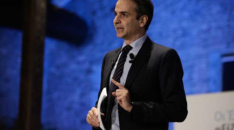 Μητσοτάκης: Χρειάζεται νέο ξεκίνημα για την πραγματική άνοιξη της Ελλάδας
