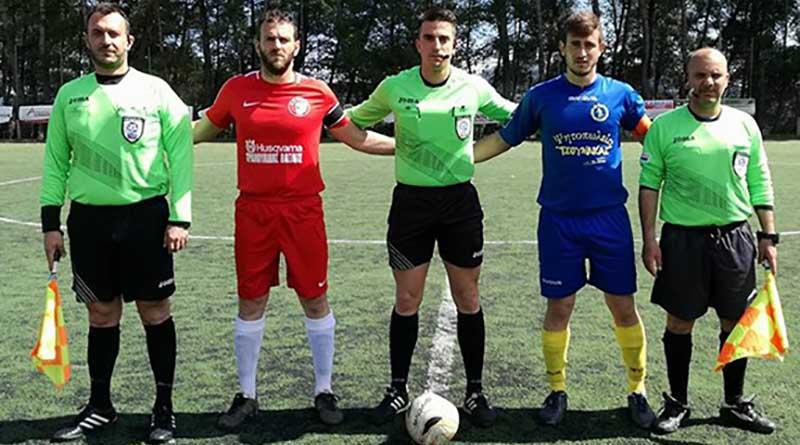 Ο Α.Ο Καρυάς εκφράζει τα θερμά του συλλυπητήρια στον ποδοσφαιριστή Παναγιώτη Χαλκιόπουλο