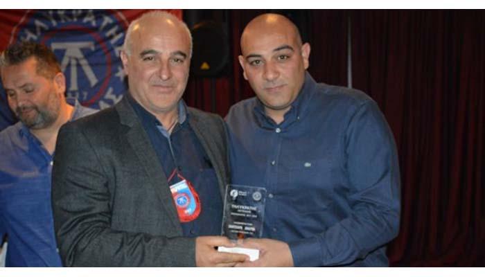Τηλυκράτης: Τιμή στους ανθρώπους που έστεψαν την ομάδα πρωταθλήτρια Γ' Εθνικής