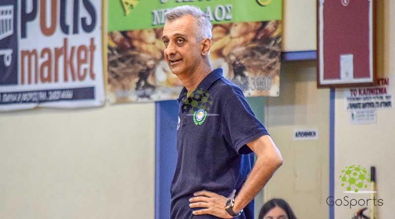 Ιωαννίδης Κ. (Προπονητής Πεύκων): «Ξέραμε εξ αρχής ότι ήμασταν το φαβορί του τουρνουά»