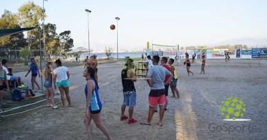 Στην Πρέβεζα το Κ17 Juniors Final του Πανελληνίου Πρωταθλήματος beach volley
