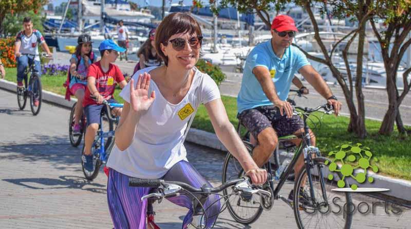 Τα κλικ από την 11η Πανελλαδική Ποδηλατοπορεία στην Πρέβεζα.
