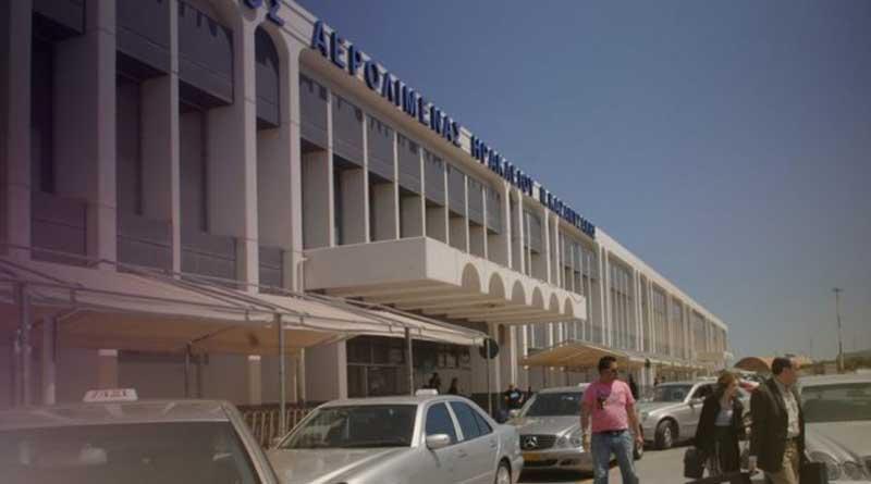 «Μπαράζ» συλλήψεων στο αεροδρόμιο Ηρακλείου
