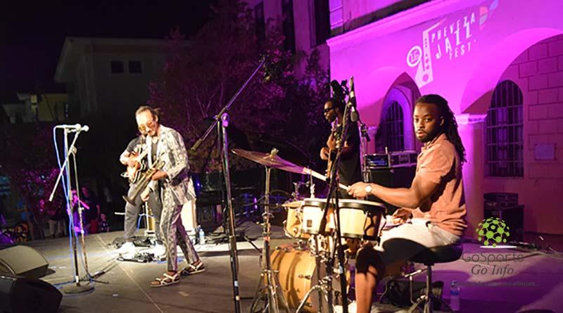 Με πλήθος κόσμου συνεχίστηκε η 2η μέρα του 16ου Preveza Jazz Festival