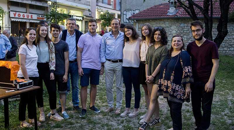Ο Δήμος Ιωαννιτών συνεχίζει να στηρίζει την ομάδα «Zephyrus II»