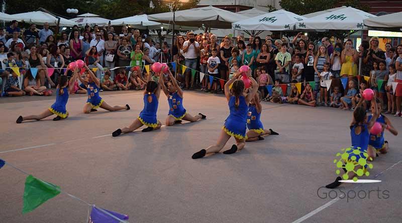 Πρέβεζα: Έρχεται το 6ο Φεστιβάλ Γυμναστικής (6-7/07/18)