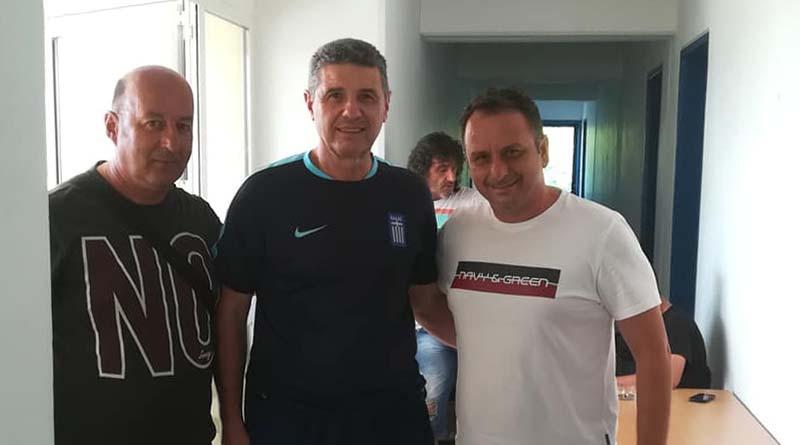 Mε πολλές συμμετοχές προπονητών της Α ΕΠΣ Π-Λ η 1η ημέρα της Σχολής Ανανέωσης Ταυτοτήτων διπλωμάτων UEFA A και UEFA B στην Άρτα