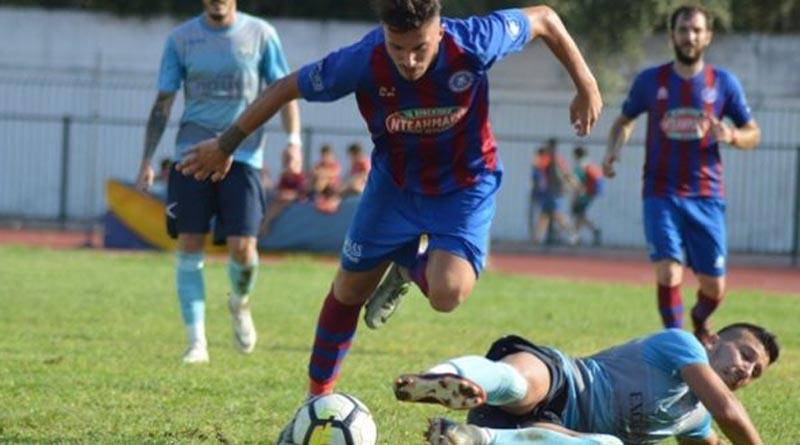 Με φανταστικό γκολ του Μπαλογιάννη πέρασε ο Τηλυκράτης για την επόμενη φάση του Κυπέλλου Ελλάδας