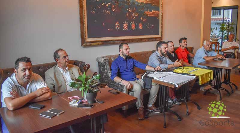 Παρουσίασε επίσημη φανέλα, προπονητή και χορηγούς ο ΠΑΣ Πρέβεζα