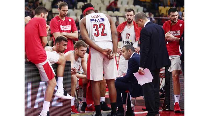 Με αφαίρεση έξι βαθμών από την Basket League τιμωρήθηκε ο Ολυμπιακός
