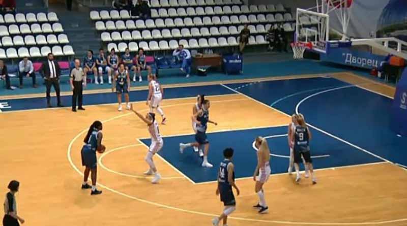 ΜΒΑ Μόσχας – Νίκη Λευκάδας 93-59