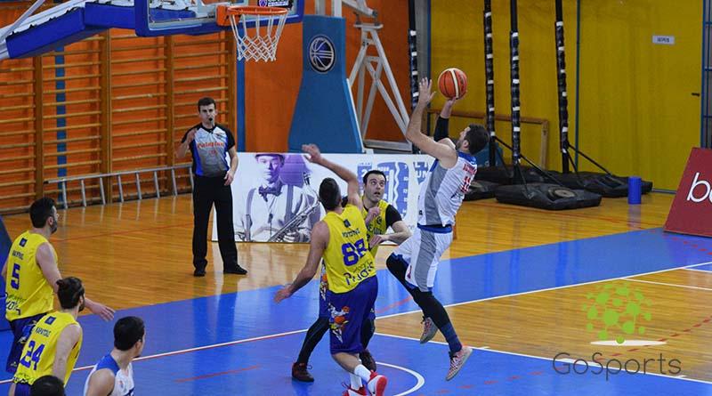 Εύκολα η Δόξα Λευκάδας, νίκησε με 85-62 τον ΓΑΣ Μελίκης (φώτο)
