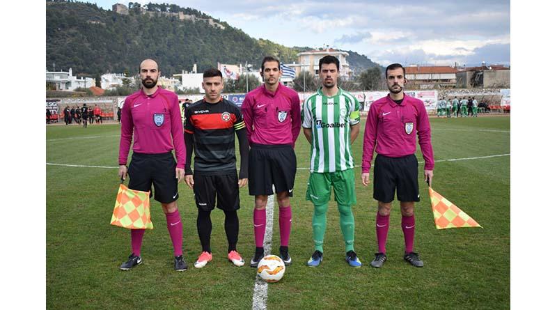 Εύκολο απόγευμα για τον Ναυπακτιακό στο πρώτο εντός έδρας παιχνίδι για το 2019.
