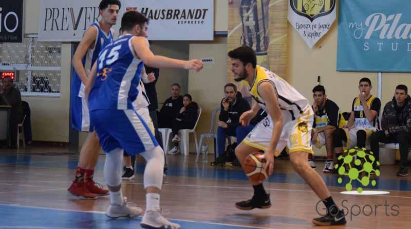 Τα κλικ από τον αγώνα Σ.Κ. Νικόπολη vs ΑΟΚ Βέροιας
