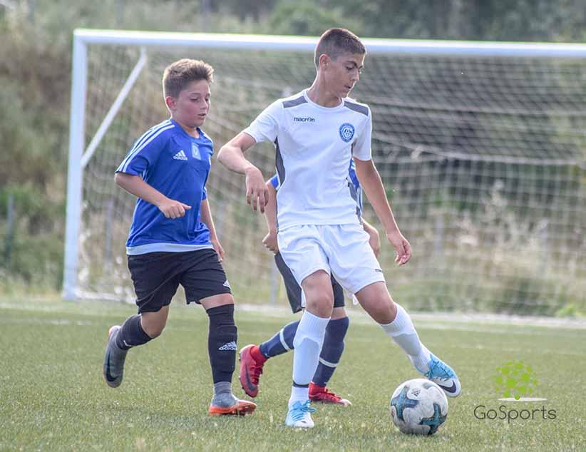 Ο νεαρός ταλαντούχος ποδοσφαιριστής Ράμμος Μιχαήλ στο Gosports.gr