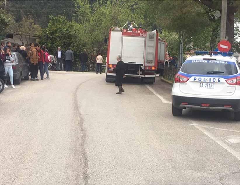 Αγρίνιο: Αυτοκίνητο παρέσυρε μαθήτριες γυμνασίου