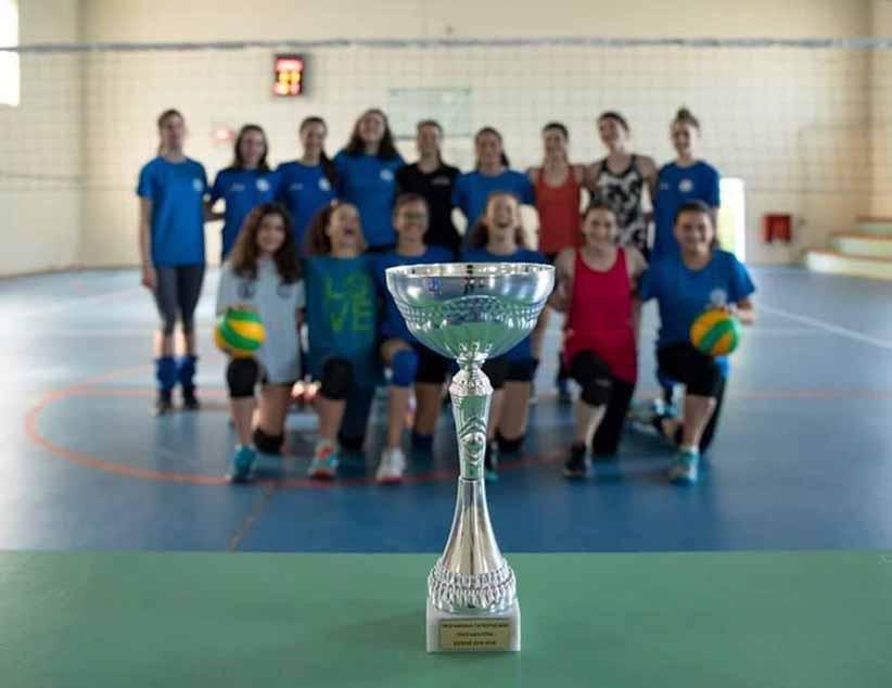 Αναχωρεί για το πανελλήνιο πρωτάθλημα η ομάδα παγκορασίδων του ΑΓΟΦ Volleyball