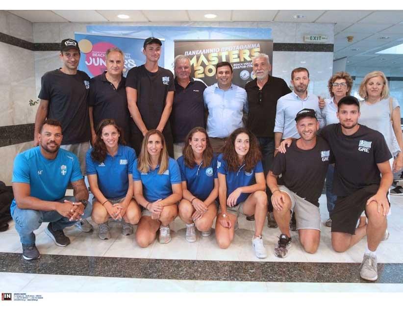 Στις 26-28 Ιουλίου στην Πρέβεζα και φέτος οι τελικοί του πανελλήνιου πρωταθλήματος beach volley Κ17