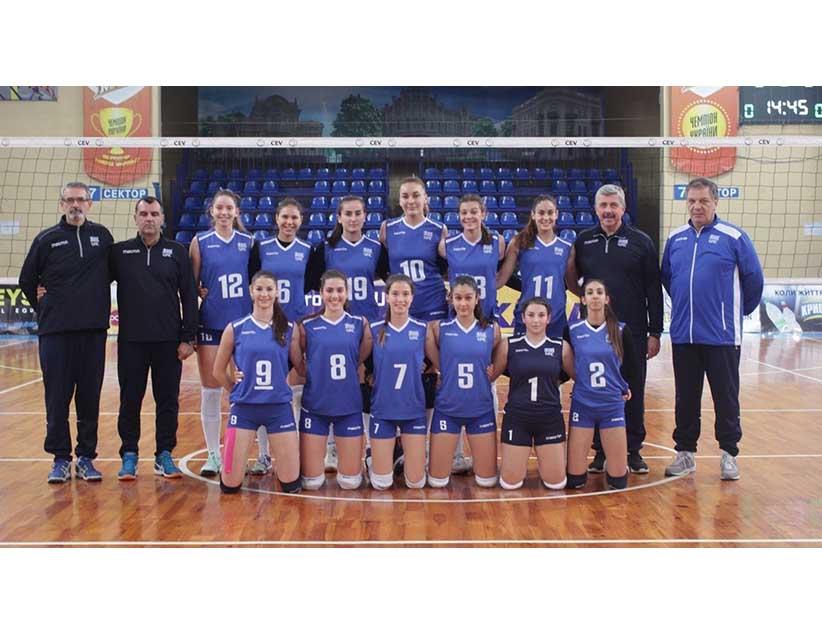 Στην Πρέβεζα η Εθνική Κορασίδων πριν το Βαλκανικό πρωτάθλημα Κ17