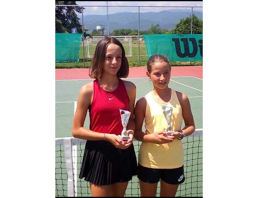 2η Θέση στο Πανελλαδικό πρωτάθλημαΕ2 στη Βέροια για Καρασαββίδη και Γκαρτζονίκα