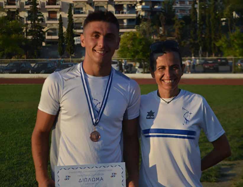Πανελληνιονίκης για τρίτη συνεχόμενη χρονιά ο Φυτόπουλος στα σύνθετα