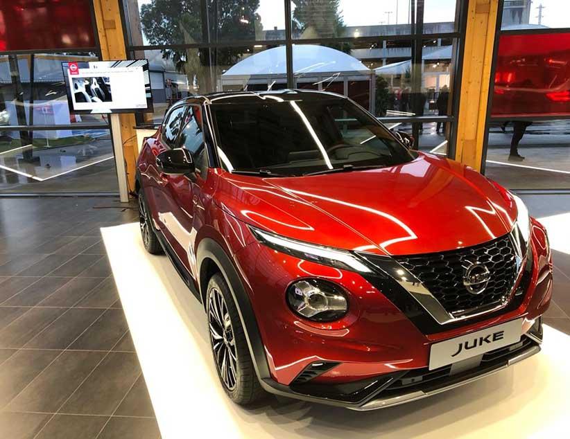 Nissan Λαϊνάς: Το ολοκαίνουργιο Nissan JUKE έρχεται για να σας συναρπάσει