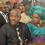 Nwike and wife