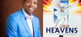 Open Heavens -Divine Visitation 1