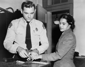 this-photo-shows-rosa-parks-being-booked-for-civil-disobedience-in-february-1956-amid-the-montgomery-bus-boycott