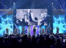 Worship with the people