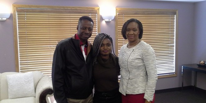 sam Adeyemi's wife and ruthina 2