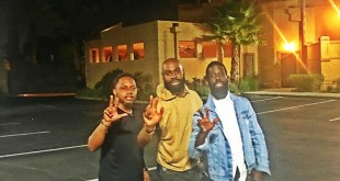 Malimusic, Tye Tribbet and Deon Kiping