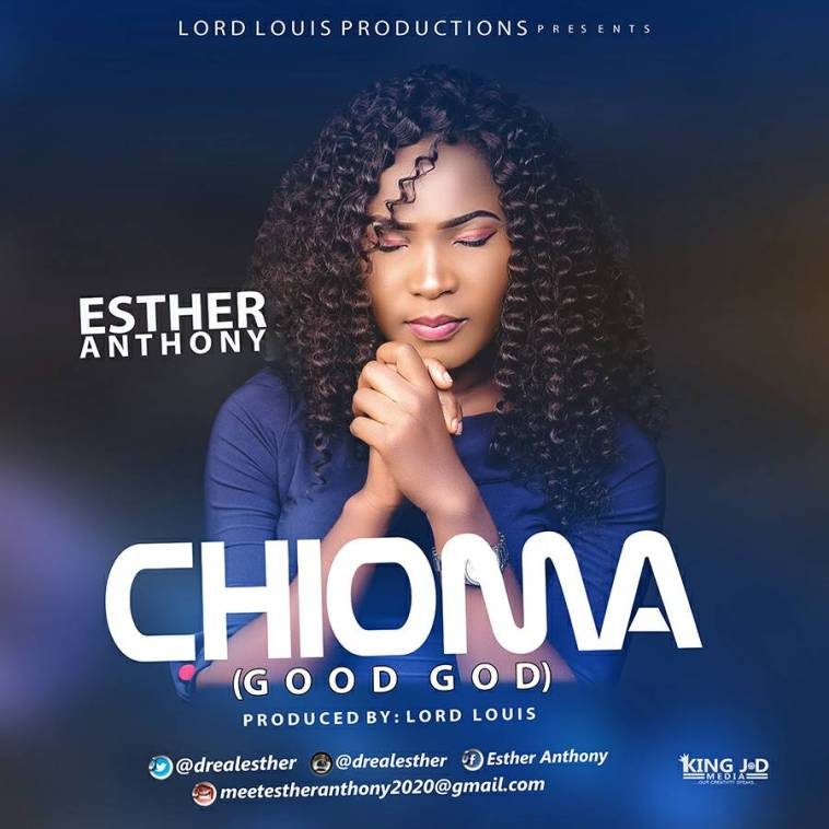 Esther Anthony - Chioma cover art