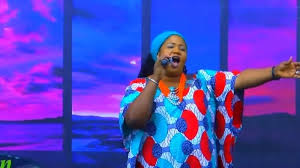Chinyere Udong sings